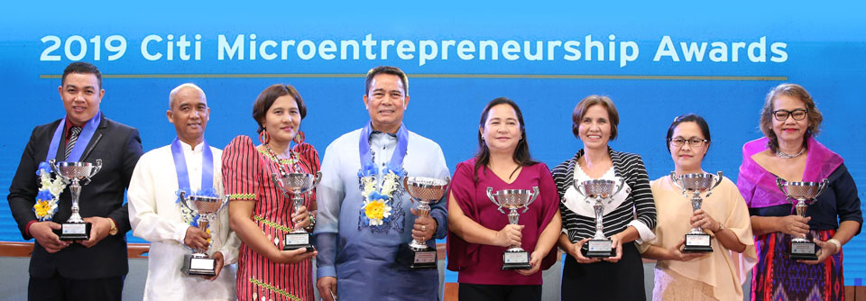 2019 Citi Microentrepreneurship Awards Winners
